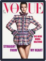 Vogue (D) (Digital) Subscription April 1st, 2020 Issue
