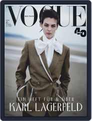 Vogue (D) (Digital) Subscription July 1st, 2019 Issue