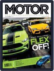 Motor Magazine Australia (Digital) Subscription April 1st, 2020 Issue