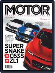 Motor Magazine Australia (Digital) Subscription August 1st, 2019 Issue