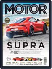 Motor Magazine Australia (Digital) Subscription July 1st, 2019 Issue
