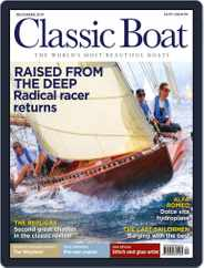 Classic Boat (Digital) Subscription December 1st, 2019 Issue