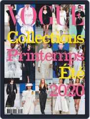 Vogue Paris (Digital) Subscription December 1st, 2019 Issue