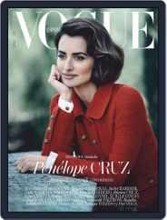 Vogue España (Digital) Subscription April 1st, 2019 Issue