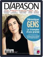 Diapason (Digital) Subscription May 1st, 2020 Issue