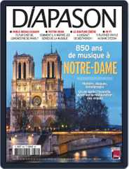 Diapason (Digital) Subscription April 1st, 2020 Issue
