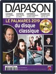 Diapason (Digital) Subscription December 1st, 2019 Issue