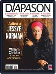 Diapason (Digital) Subscription November 1st, 2019 Issue