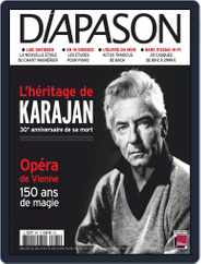 Diapason (Digital) Subscription July 1st, 2019 Issue
