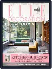 Elle Decoration UK (Digital) Subscription April 1st, 2020 Issue