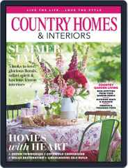 Country Homes & Interiors (Digital) Subscription July 1st, 2020 Issue