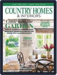 Country Homes & Interiors (Digital) Subscription June 1st, 2020 Issue