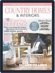 Country Homes & Interiors (Digital) Subscription April 1st, 2020 Issue
