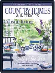 Country Homes & Interiors (Digital) Subscription August 1st, 2019 Issue