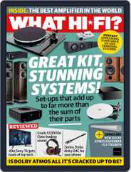 What Hi-Fi? (Digital) Subscription August 1st, 2020 Issue