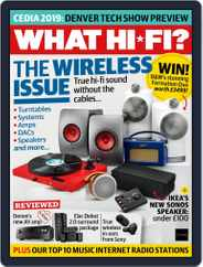 What Hi-Fi? (Digital) Subscription October 1st, 2019 Issue