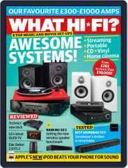 What Hi-Fi? (Digital) Subscription September 1st, 2019 Issue