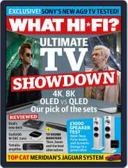 What Hi-Fi? (Digital) Subscription August 1st, 2019 Issue