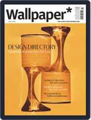 Wallpaper (Digital) Subscription July 1st, 2019 Issue