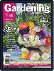 Gardening Australia (Digital) Subscription September 1st, 2019 Issue