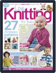 Love Knitting for Baby (Digital) Subscription June 1st, 2019 Issue