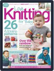 Love Knitting for Baby (Digital) Subscription February 1st, 2019 Issue