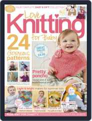 Love Knitting for Baby (Digital) Subscription August 1st, 2018 Issue
