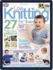 Love Knitting for Baby (Digital) Subscription June 1st, 2018 Issue