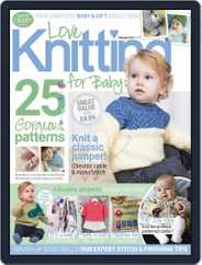 Love Knitting for Baby (Digital) Subscription February 1st, 2018 Issue