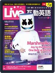 Live 互動英語 (Digital) Subscription February 24th, 2020 Issue