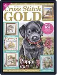 Cross Stitch Gold (Digital) Subscription December 1st, 2019 Issue