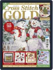 Cross Stitch Gold (Digital) Subscription October 1st, 2019 Issue