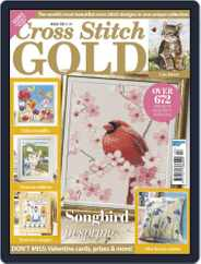 Cross Stitch Gold (Digital) Subscription January 7th, 2019 Issue