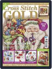 Cross Stitch Gold (Digital) Subscription November 1st, 2018 Issue