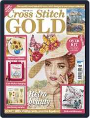 Cross Stitch Gold (Digital) Subscription June 1st, 2018 Issue