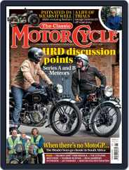The Classic MotorCycle (Digital) Subscription June 1st, 2020 Issue