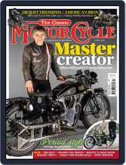 The Classic MotorCycle (Digital) Subscription April 1st, 2020 Issue