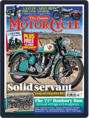 The Classic MotorCycle (Digital) Subscription September 1st, 2019 Issue
