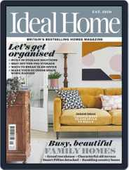 Ideal Home (Digital) Subscription September 1st, 2019 Issue