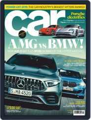 CAR UK (Digital) Subscription November 1st, 2019 Issue