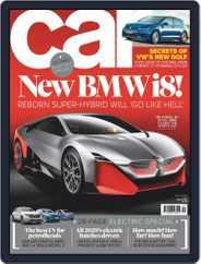 CAR UK (Digital) Subscription September 1st, 2019 Issue