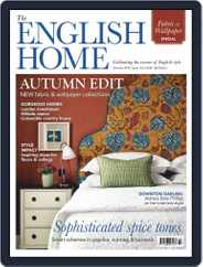 The English Home (Digital) Subscription October 1st, 2019 Issue