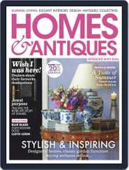 Homes & Antiques (Digital) Subscription July 1st, 2020 Issue