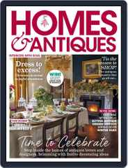 Homes & Antiques (Digital) Subscription December 1st, 2019 Issue