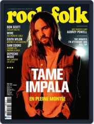 Rock And Folk (Digital) Subscription March 1st, 2020 Issue