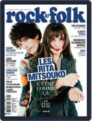 Rock And Folk (Digital) Subscription September 1st, 2019 Issue