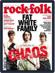 Rock And Folk (Digital) Subscription May 1st, 2019 Issue