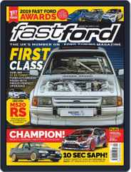 Fast Ford (Digital) Subscription January 1st, 2020 Issue