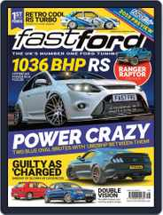 Fast Ford (Digital) Subscription August 1st, 2019 Issue