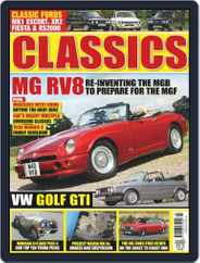 Classics Monthly (Digital) Subscription July 1st, 2019 Issue